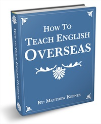 How to Teach English Overseas Book Cover