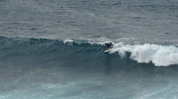 Honolua Bay Surfing